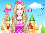 Jogos da barbie: Barbie Princesa Diamante