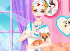 Barbie a Veterinária