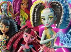 Monster High Eletrizante