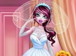 Monster High Casamento da Draculaura